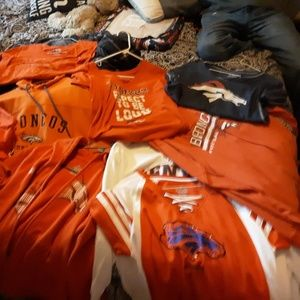 My loss is your gain 8 shirts Broncos Bundle